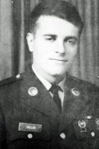 (Lieutenant George Allan Callan)