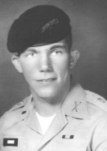 (First Lieutenant Stephen H. Doane)
