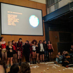 """Students Do the Time Warp Again at """"Rocky Horror"""""""