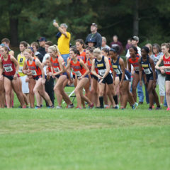 Women's Cross Country Finishes 11th out of 30 at Invitational