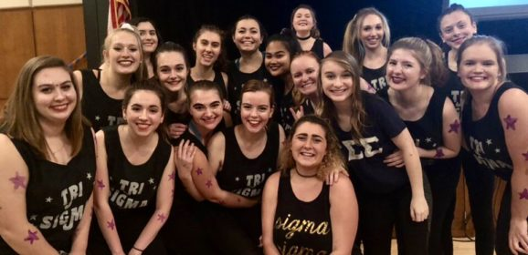 Inside Look: TriSig's Victory at Annual Chi O Night Live