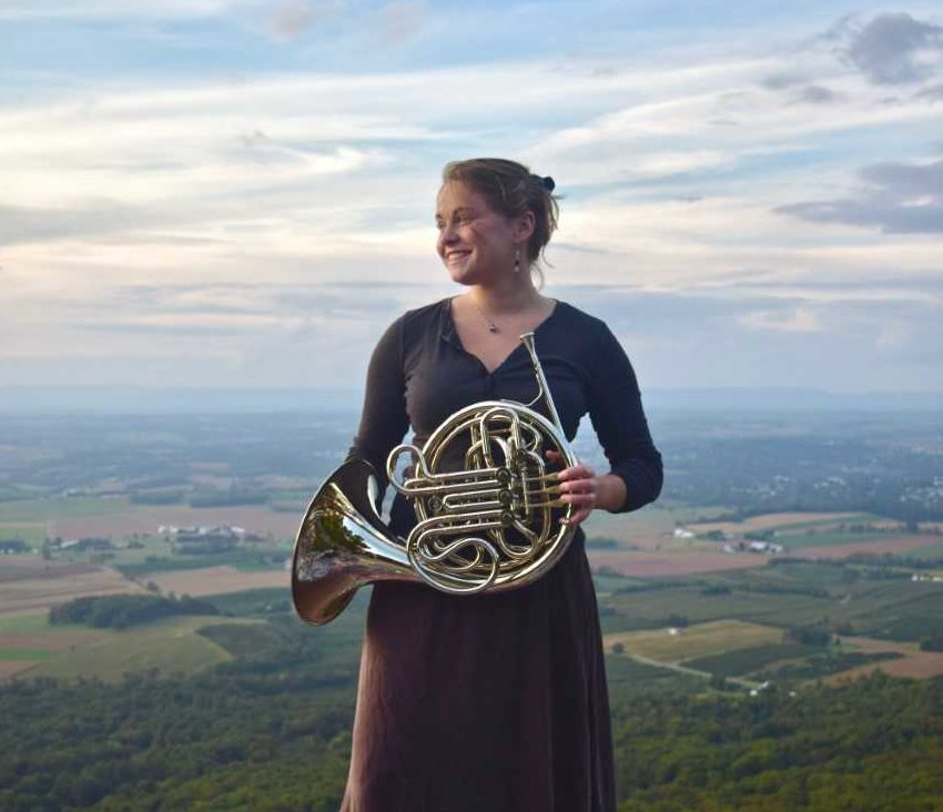 Ivy-Rose Kramer '19 will perform her senior recital this weekend (Photo provided)