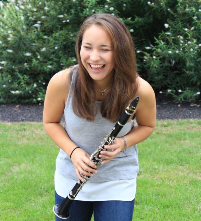 Jasmin Eddy '19 will perform her senior recital on November 17 (Photo provided)
