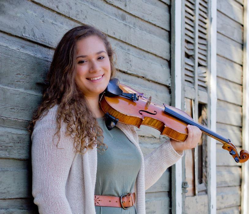 Logan Santiago '19 will perform her senior recital on Sunday, November 18 (Photo provided)