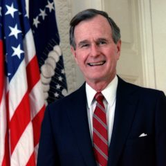 Opinion: Remembering President George Herbert Walker Bush