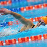 Women's Swimming Comes Up Just Short, Takes Second