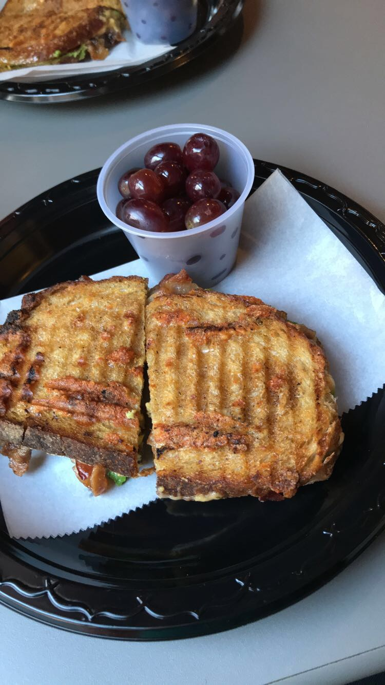 "Pictured above, the ""Adult Grilled Cheese"" from the Gettysburg Baking Company features as one of many grilled cheeses rated in this article (Photo Kelsey DiPenta/The Gettysburgian)"
