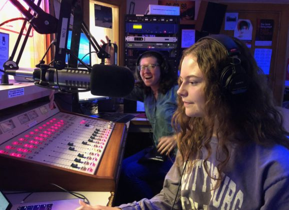 Dodging the Bullet: Sharing Music Throughout the First Semester