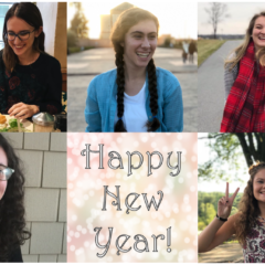 Happy New Year from the Features Staff: Our Resolutions for 2019