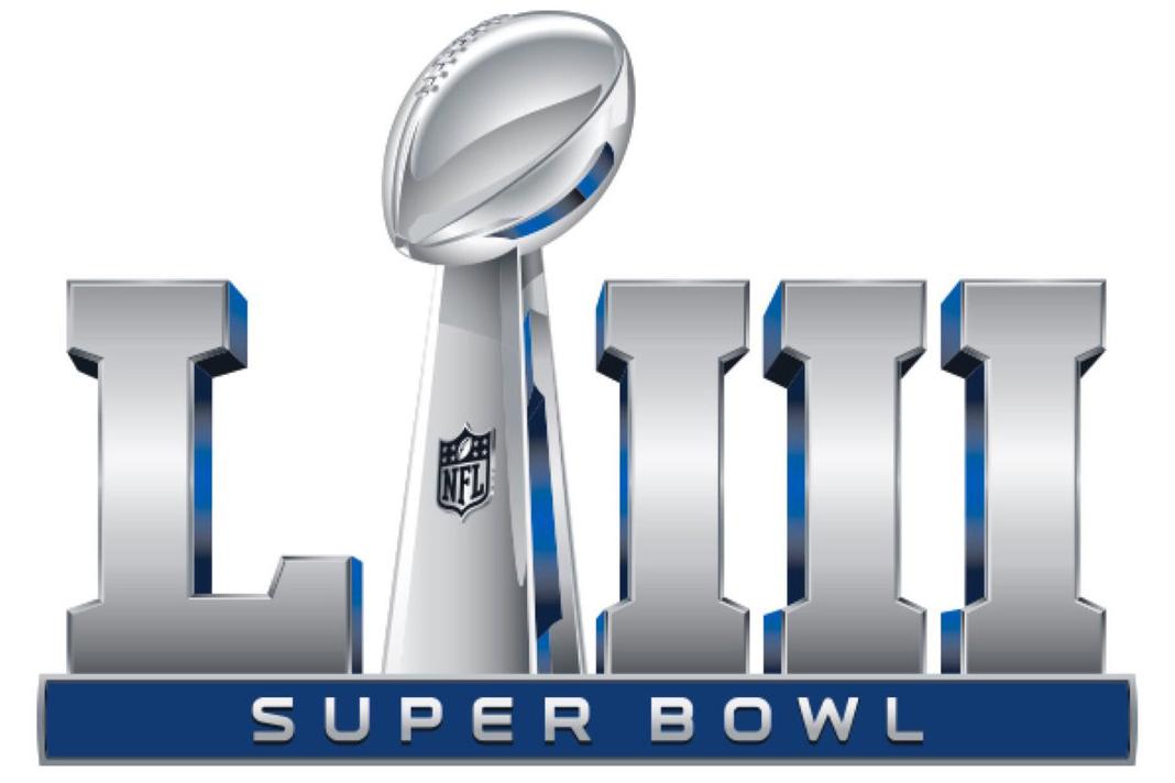 Super Bowl LIII is on February 3