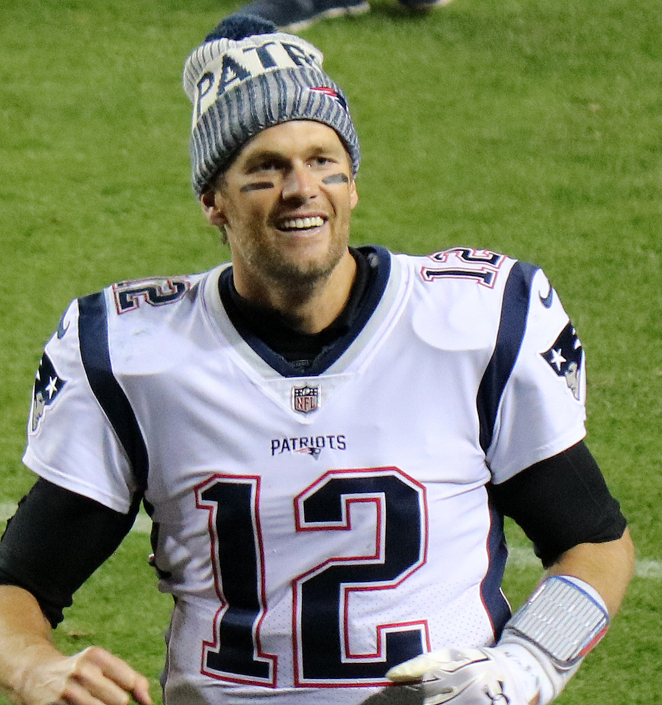 Tom Brady will go for yet another Super Bowl victory next week (Photo courtesy of Wikimedia Commons)