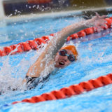 Women's Swimming Finishes Regular Season with Win over Franklin & Marshall