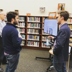 From Ghost Tours to Cyberbullying: Students Present Digital Research Projects