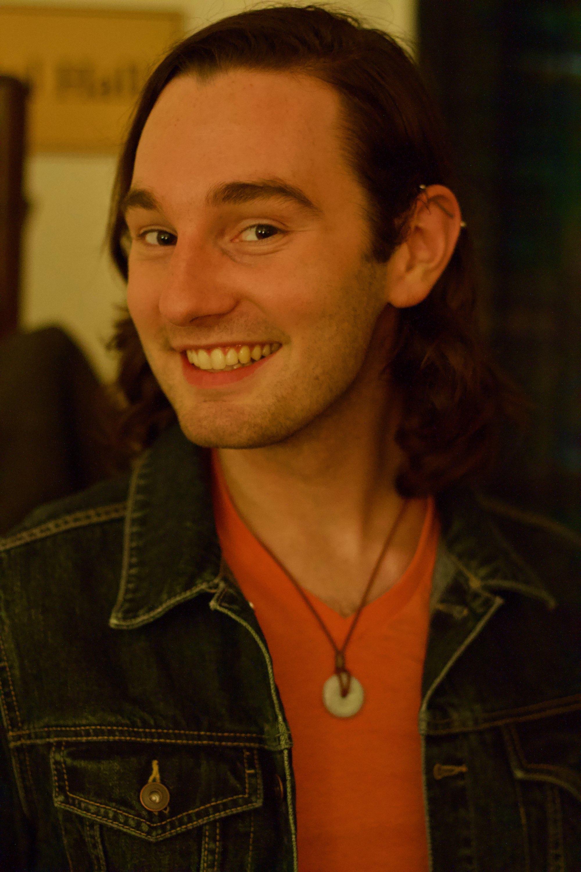 Aaron Thompson '19 is a self-diagnosed hopeless romantic (Photo courtesy of Aaron Thompson).