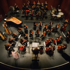 Review: Just Four Weeks In, Orchestra and Wind Symphony Already in Mid-Semester Form