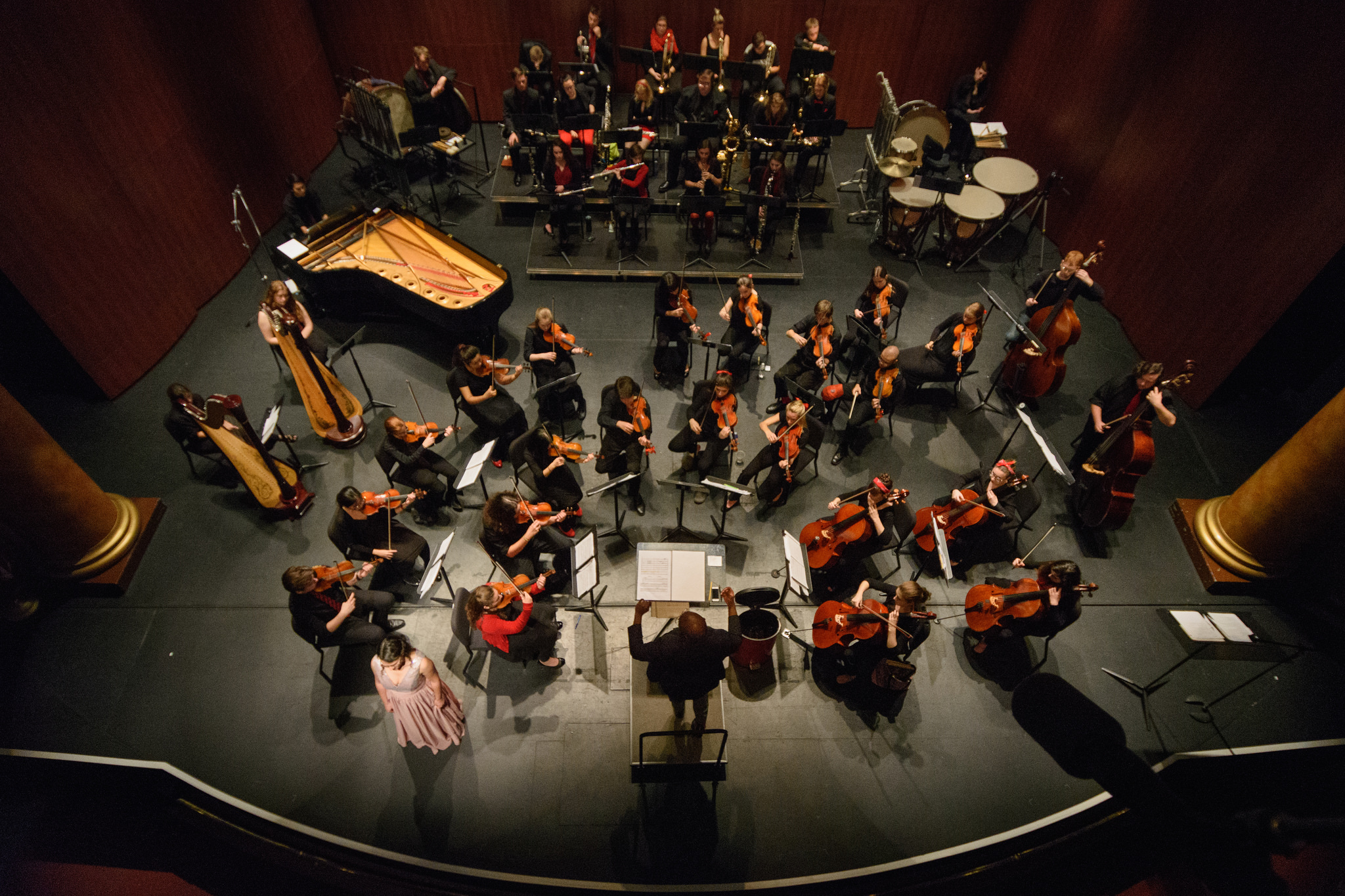The Gettysburg College Symphony Orchestra performs in November 2016 (Photo courtesy of Gettysburg College)