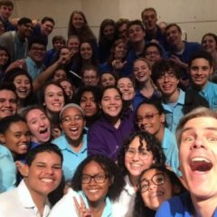 Puerto Rico Tour: College Choir Brings Back the Sea for Home Concert