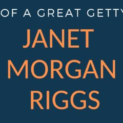 The Story of a Great Gettysburgian: Janet Morgan Riggs as a Student of Gettysburg College