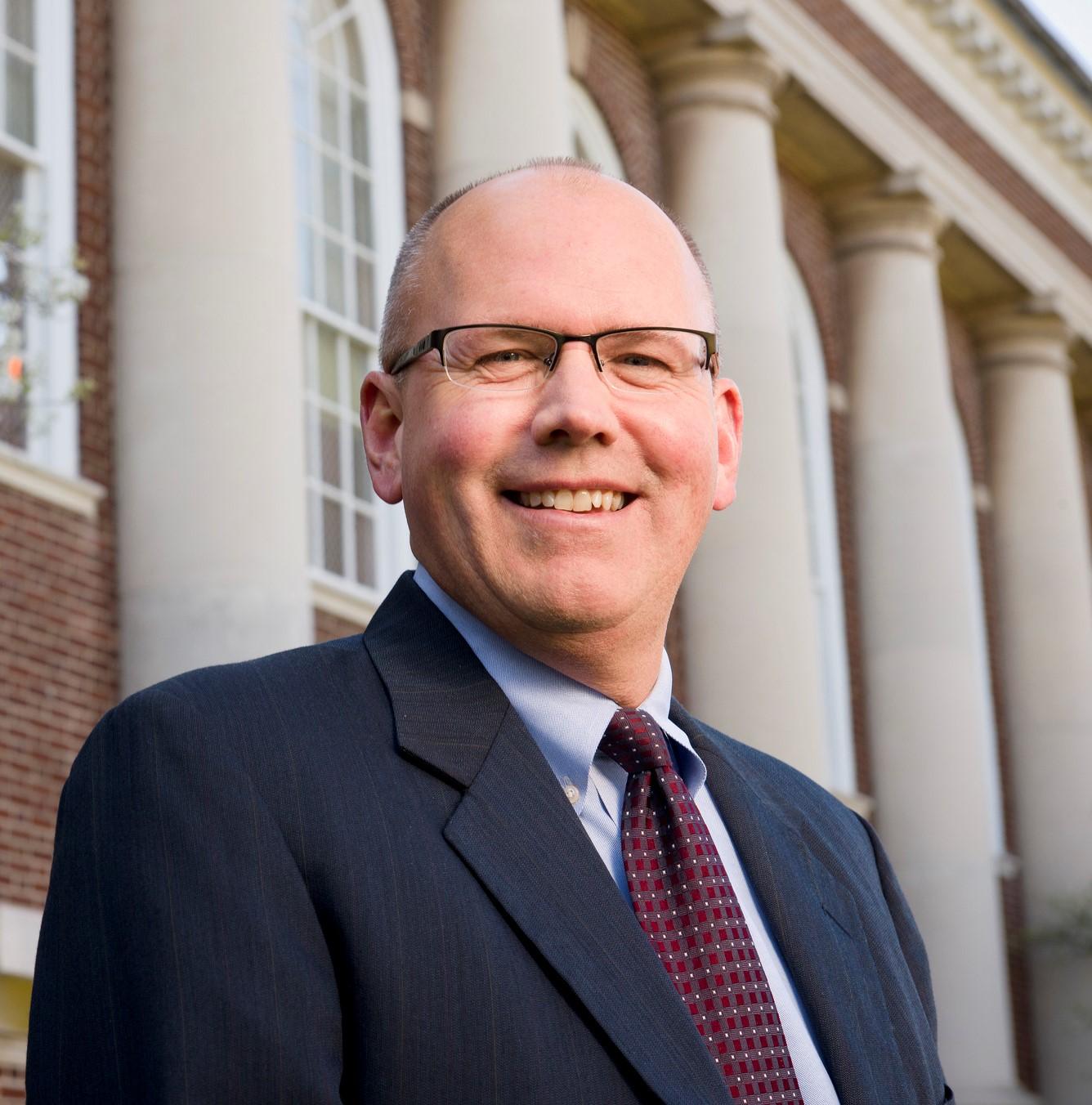 Provost Chris Zappe (Photo courtesy of Gettysburg College)