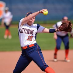 Softball Splits Spring Break Games