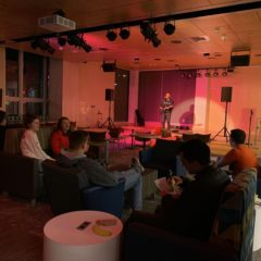 Singer/Songwriter Nelly's Echo Brings Music and Laughter to the Junction