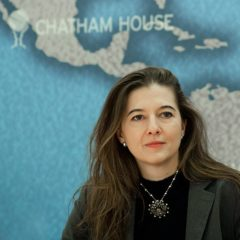 Vanda Felbab-Brown Analyzes Post-Conflict Afghanistan in Eisenhower Institute Lecture