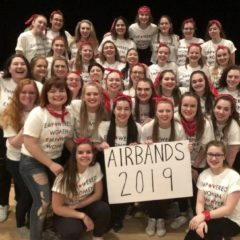 SAE and TriSig Win Airbands, Hosted by ADPi