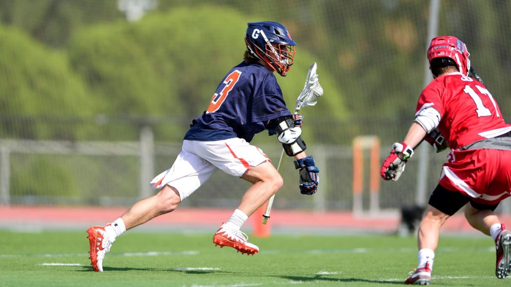 Sophomore Jack Fletcher racked up 3 goals and 6 assists (Photo Courtesy of David Sinclair)