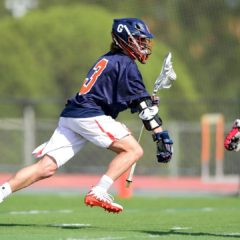Men's Lacrosse Plays Strongest Game of the Year