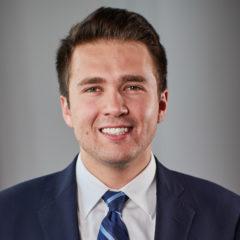 McKenna Elected Student Senate President, Lashendock Will Be VP
