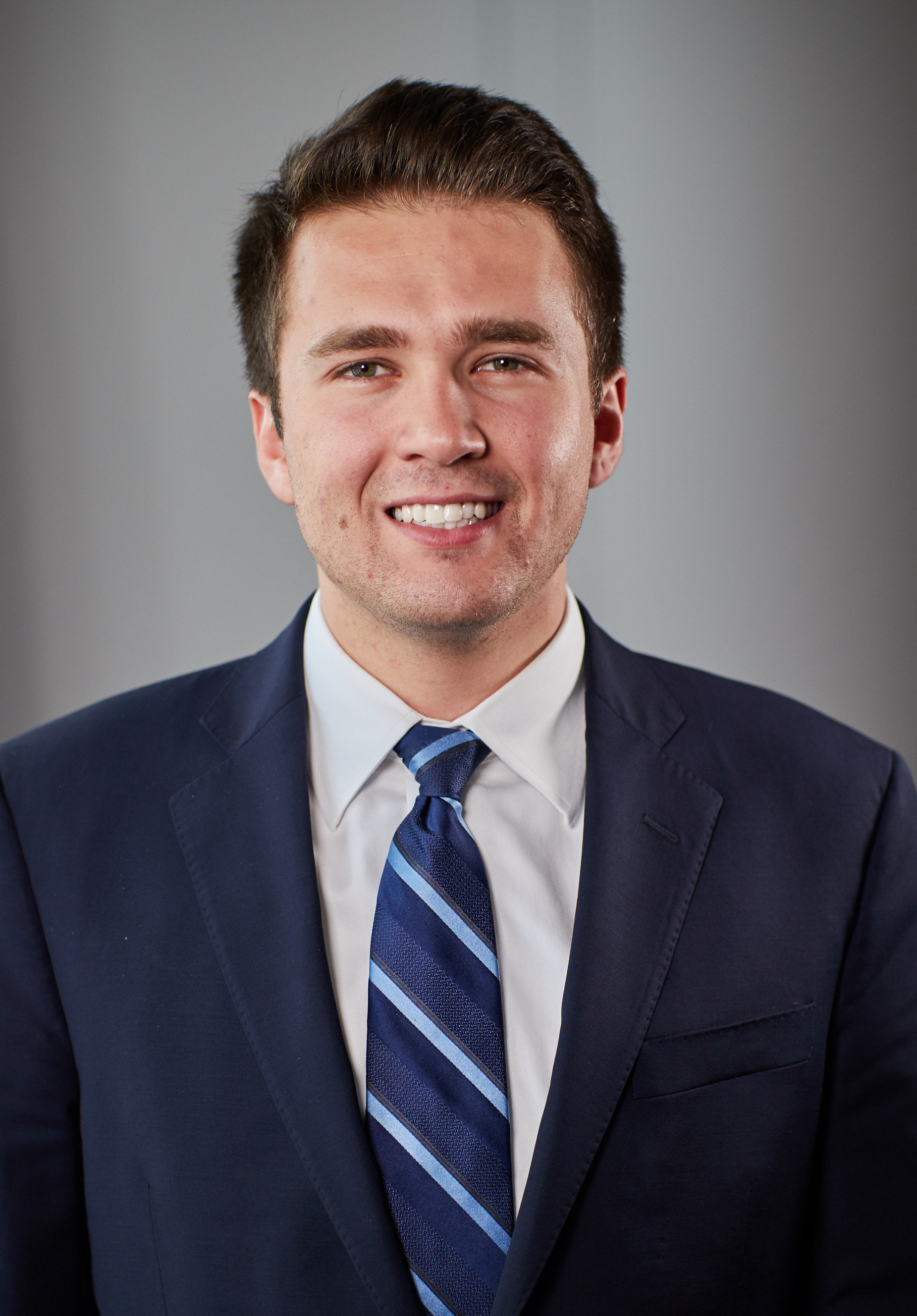 Patrick McKenna '20, President-Elect of the Gettysburg College Student Senate (File photo)