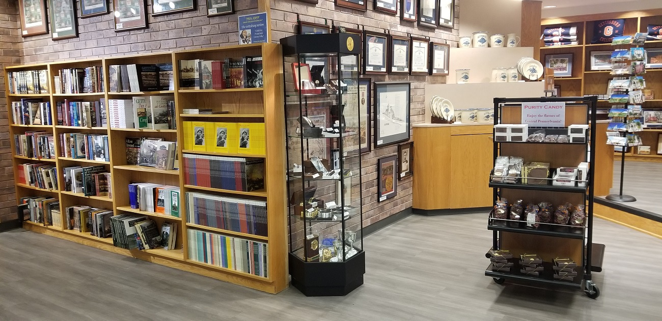 The Gettysburg College Bookstore (Photo courtesy of Gettysburg College)