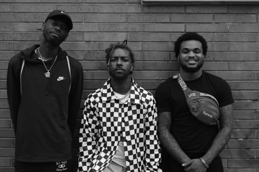This year's Springfest artist was announced to be Travis Porter, a hip-hop group from Georgia (Photo courtesy of ???????)