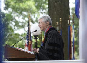 Full Text: Keynote Commencement Address by Jerry Spinelli '63