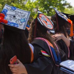 Class of 2019 Celebrates Graduation at 184th Commencement