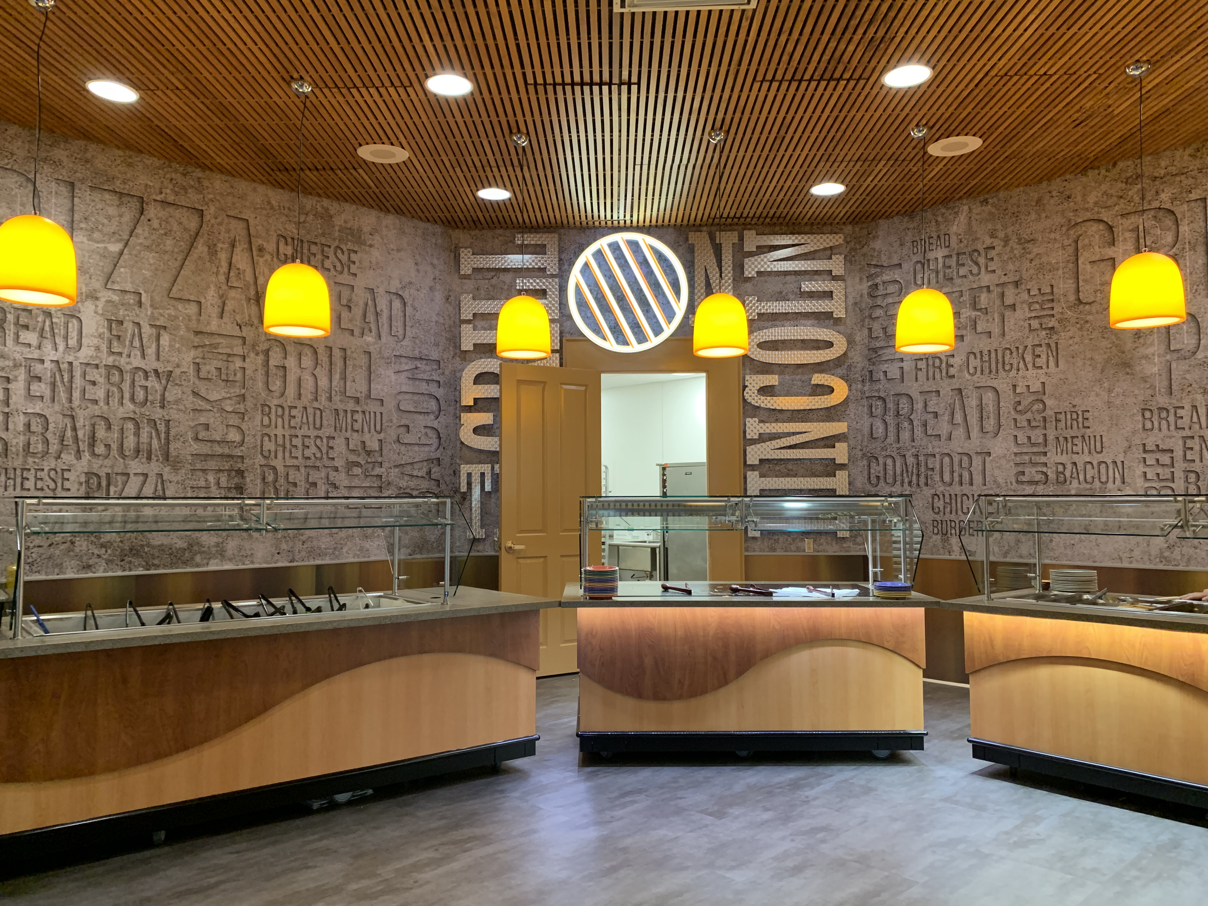 """The Grill has been renamed to """"The Grill on Lincoln"""" and relocated to the Specialty Dining area (Photo Phoebe Doscher/The Gettysburgian)."""