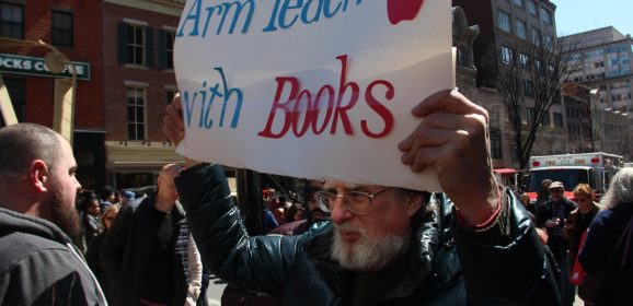 Opinion: Arming Teachers Is Not the Answer