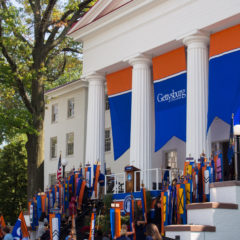 Robert W. Iuliano Installed as Gettysburg's 15th President