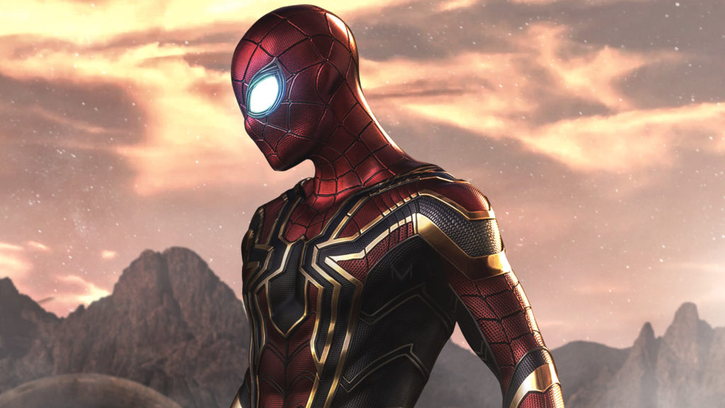 Promotional image from Spider-Man: Far From Home.