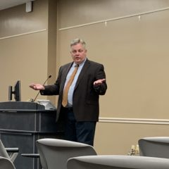 Newman Lecture: Michael Moreland on Religious Liberty and First Amendment Rights