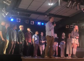 A Cappella Groups Join Together for Second Annual Acatoberfest
