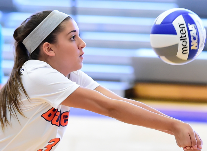 Caroline Sequeira '20 (Photo courtesy of Gettysburg College Athletics)