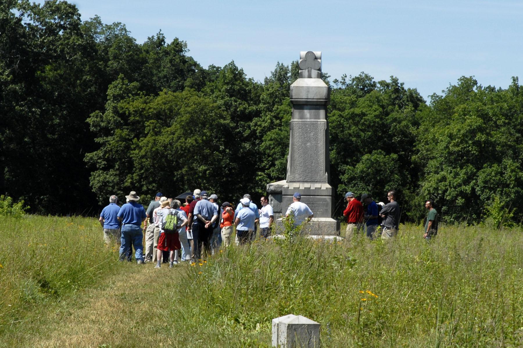 Gettysburg College's annual Civil War Institute conference (Photo courtesy of Gettysburg College)