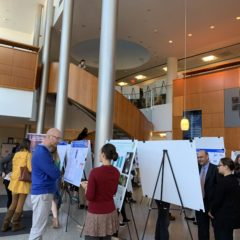 X-SIG Hosts Seventh Annual Poster Presentation During Family Weekend