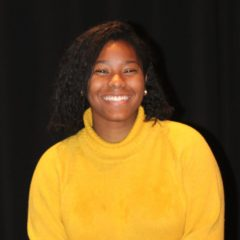 Senior Spotlight: Tyra Riedemonn