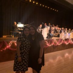 Students Swing and Jive at the 16th Annual Swingin' in the Ballroom