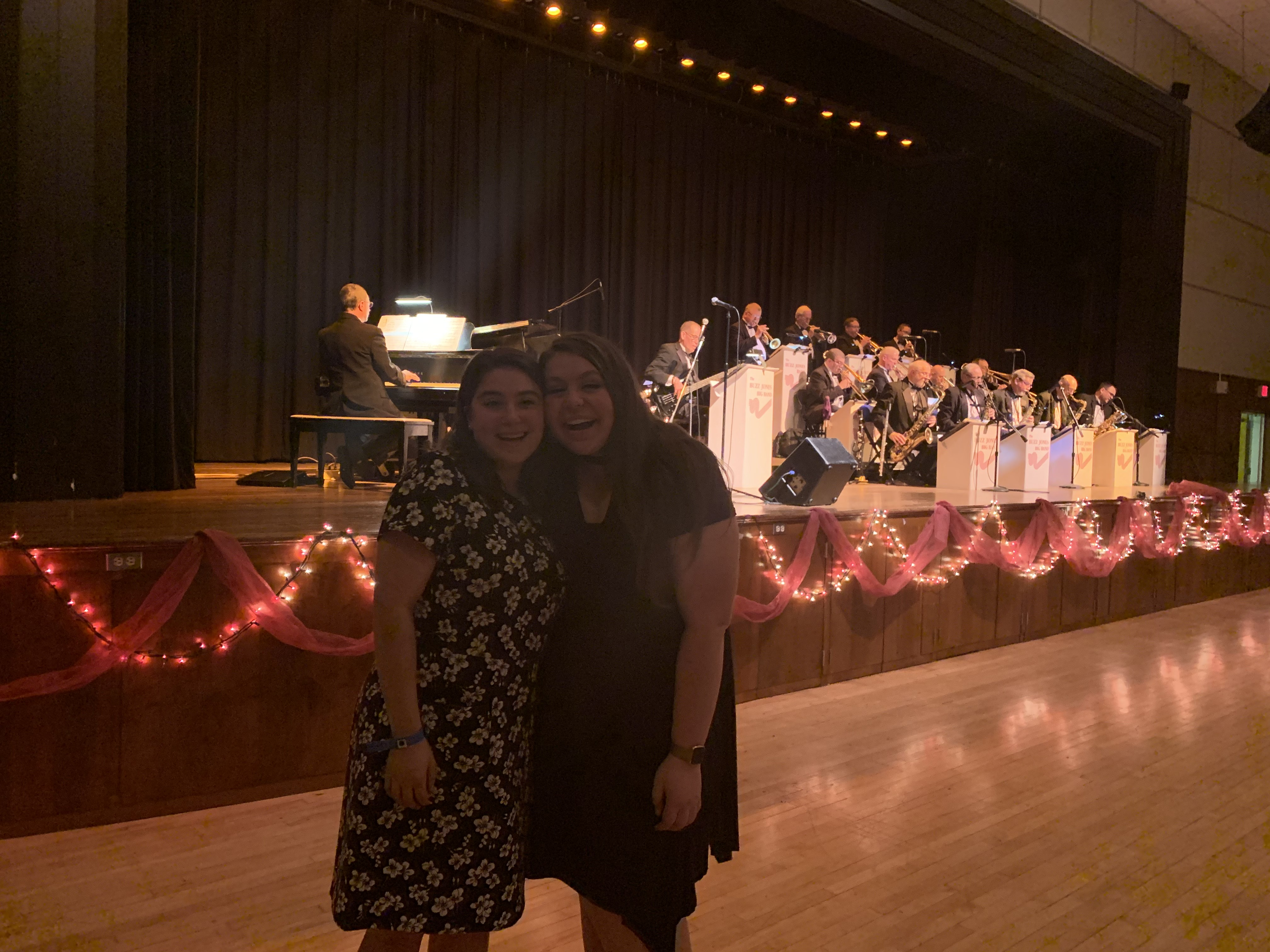 Students Swing And Jive At The 16th Annual Swingin In The