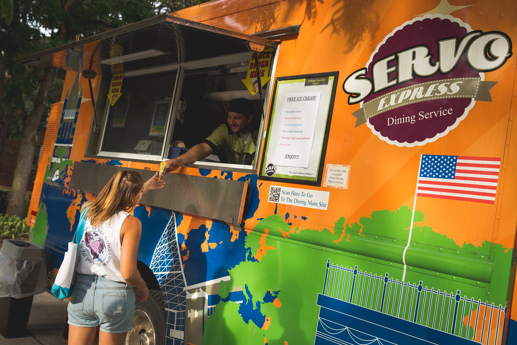 The Servo Truck (File photo courtesy of Gettysburg College)
