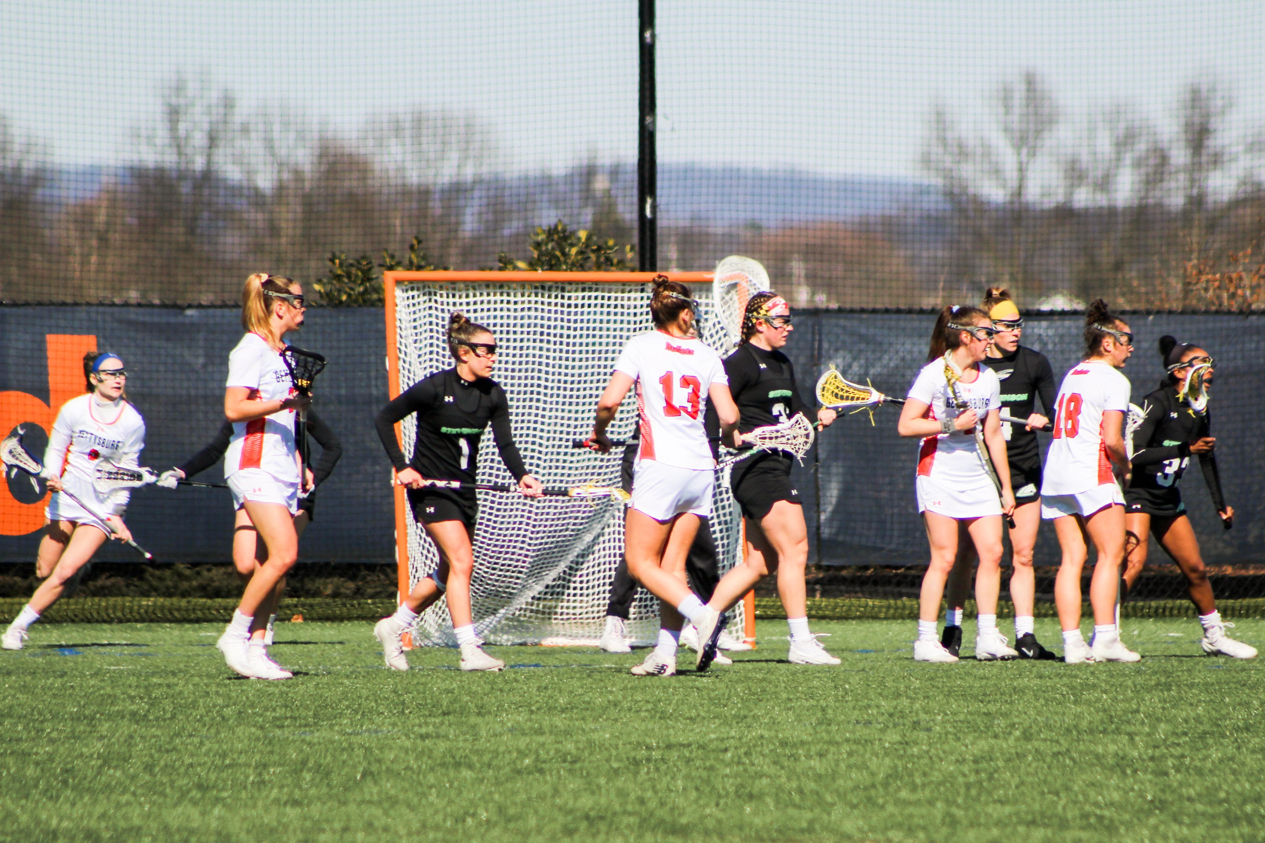 Women's Lacrosse (Photo Allyson Frantz/The Gettysburgian)