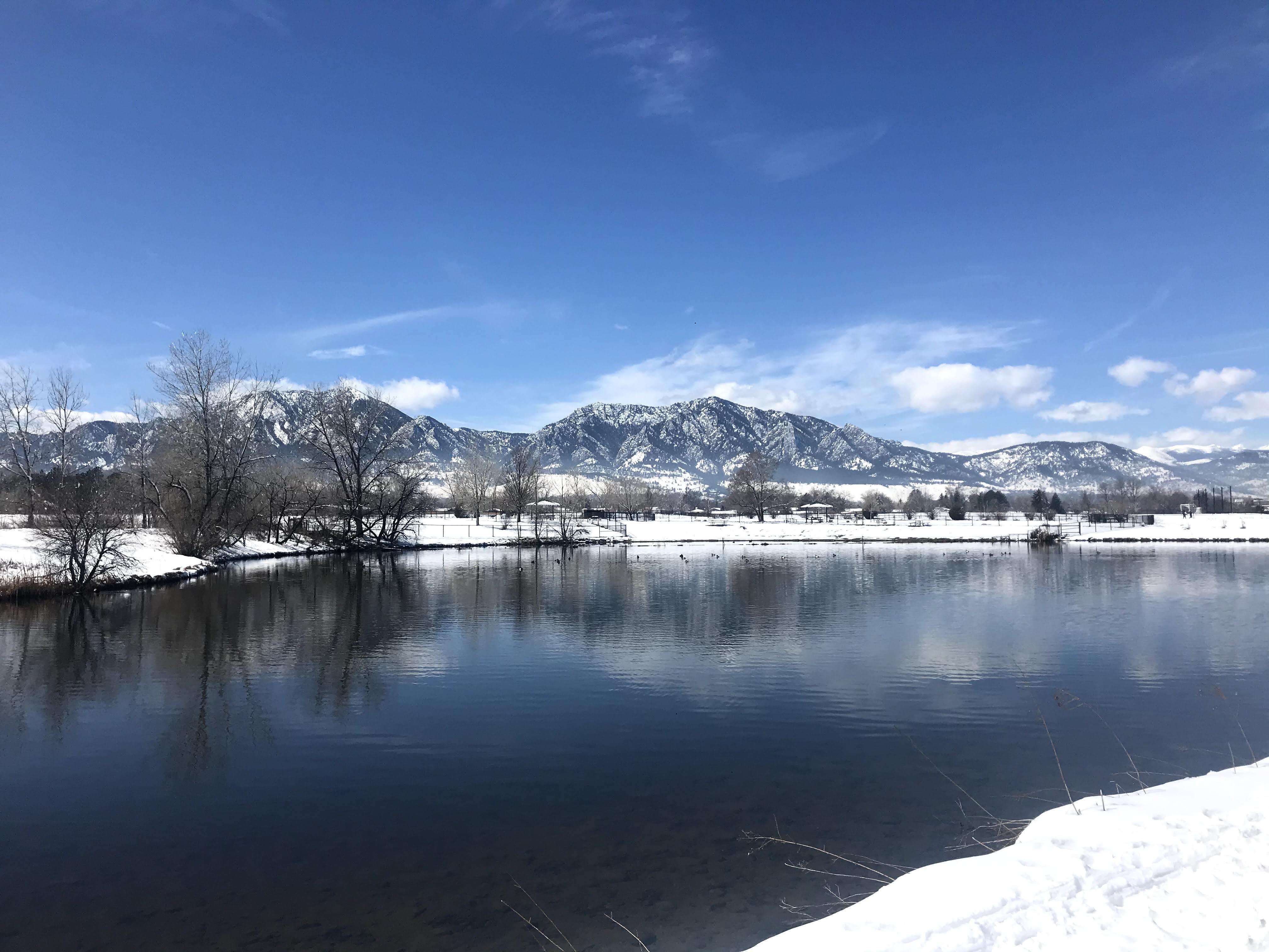 A scene from Boulder, Colorado (Photo courtesy of Emily Dalgleish)